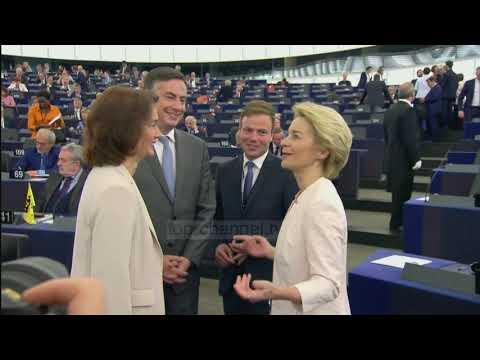 Ursula von der Leyen presidente e re e Komisionit Europian, Franca kundër saj
