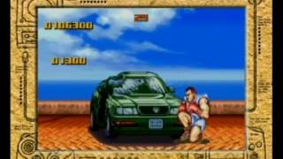 Review - Super Street Fighter II Turbo Revival (GBA)