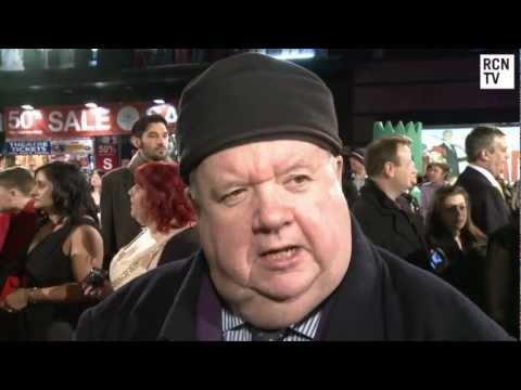 Ian McNeice Interview - Nativity 2 Danger In The Manger World Premiere