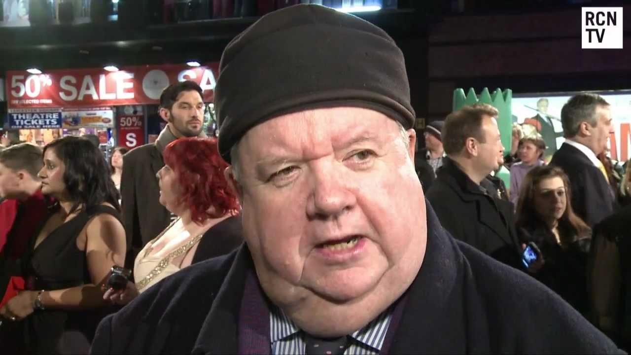 Ian McNeice Interview - Nativity 2 Danger In The Manger ... Ian Mcneice In Harry Potter