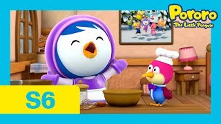 Pororo Season 6 | #24 Petty and Harry's Special Cake | Whose cake is better? Petty? or Harry?