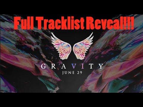Full Tracklist Of The New Bullet For My Valentine Album Gravity