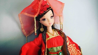 |DOLL REVIEW| Kurhn Chinese Bride doll
