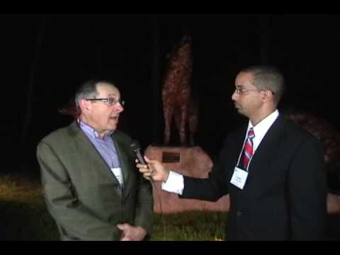 Fall 2009 CIMS Corporate Sponsor's Meeting - Bill James Interview at NC State Club
