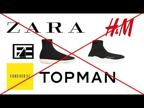 Why FAST FASHION SUCKS