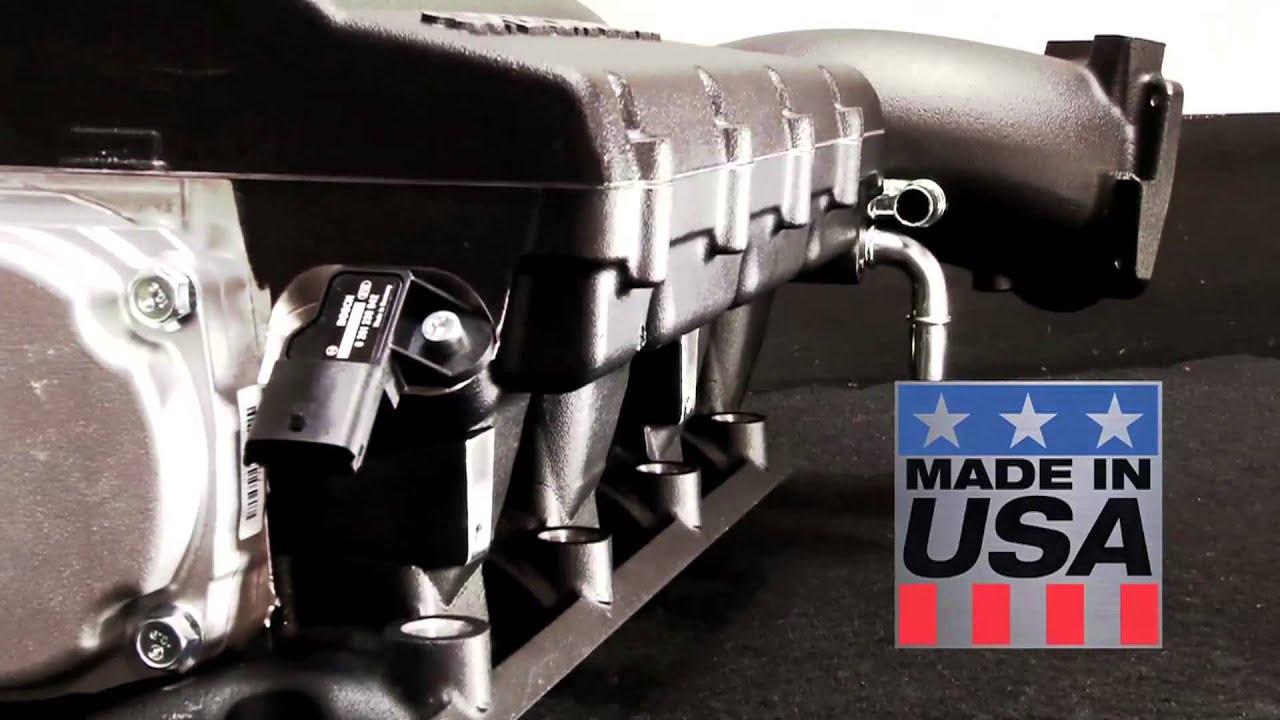2003-2013 Chevy GM Supercharger Kit Edelbrock E-Force Blower