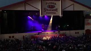 "Old Dominion ""One Man Band"" Florida Strawberry Festival 3/10/19"