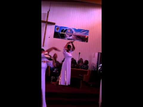 Imani Church Dance Ministry,