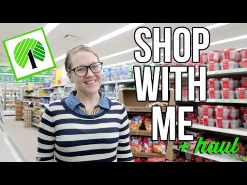 SHOP WITH ME | DOLLAR TREE | NEW FINDS | 2018