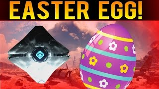 Taken Ghost Easter Egg ? - The Taken King Raid Ghost Shell !
