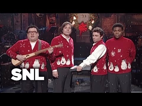 A Song from SNL: I Wish It Was Christmas Today II - SNL