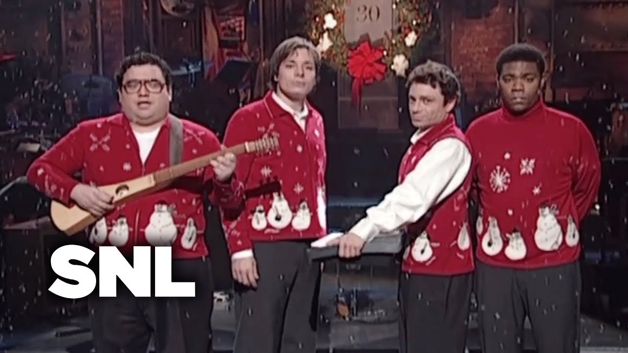 Christmas Miracle Snl.Saturday Night Live Christmas Music Moments Watch The Best