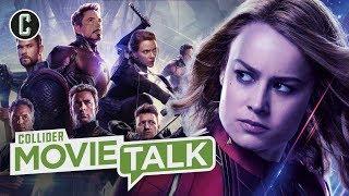 Avengers: Endgame Clip Explains Captain Marvel's Absence - Movie Talk