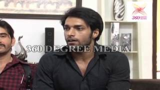 """Arjun """"Shaleen Malhotra"""" Says that Its first case in which he is working intimately- Aatma"""