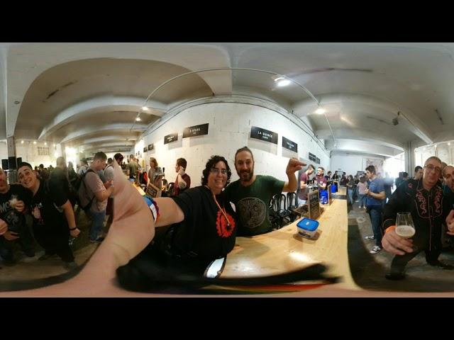 Milyunacervezas en Mash Beer Festival 2019 -360°