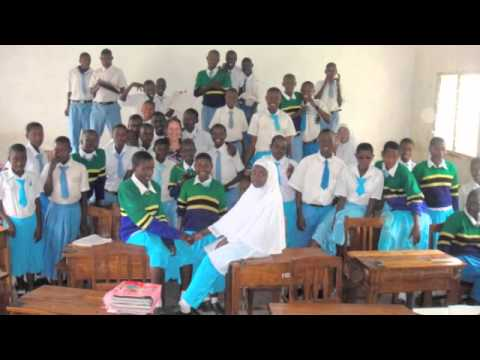 Day in Life - Muyenzi Secondary School in Tanzania