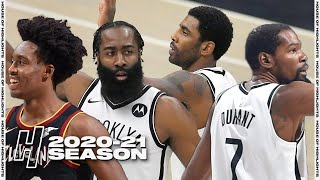 Brooklyn Nets vs Cleveland Cavaliers - Full Game Highlights | January 20, 2021 | 2020-21 NBA Season