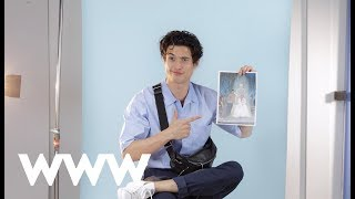 Charles Melton Looks Back at His 2000s Fashion Choices | Who What Wear