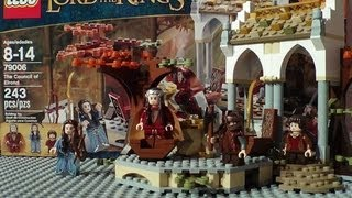 New! Lego Lord Of The Rings 79006 Review: The Council Of Elrond(summer 2013 Set Review!)
