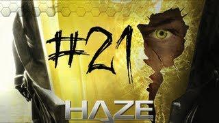 HAZE - Gameplay Walkthrough - Part 21 - Beautiful Speech [HD]