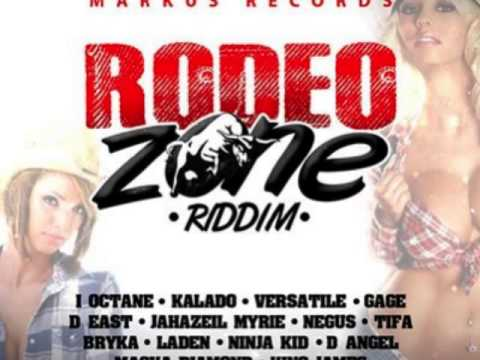 D'East - Mi Gyal (Raw) | Rodeo Zone Riddim | Dancehall 2015 | 21stHapilos
