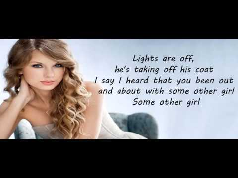 Taylor Swift  Style Lyrics