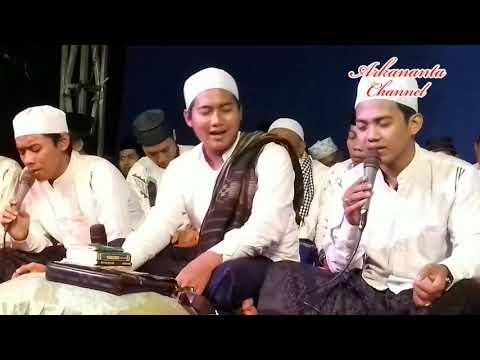 Sholawat Nuril Anwar & Asnawiyah - Ridwan Asyfi Fatihah Indonesia live Selorejo Bersholawat