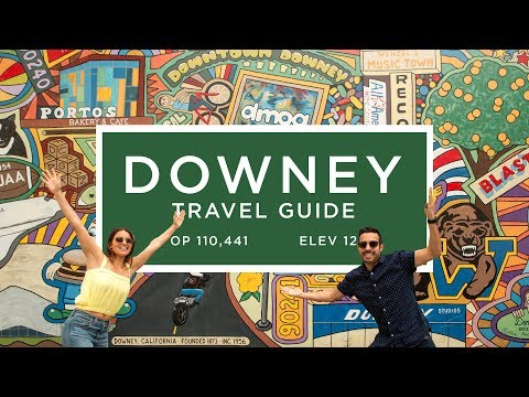 Travel Guide: Downey, CA