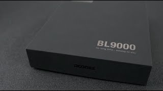 DOOGEE BL9000 unboxing video