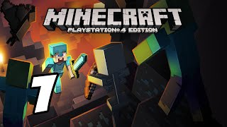 Minecraft: Playstation 4 Edition - Trophy Hunt! - Part 1