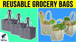 10 Best Reusable Grocery Bags 2019