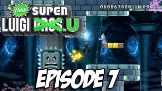 L'aventure New Super Luigi U | Grosse Glissade | Episode 7
