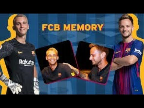 BARCA MEMORY: Jasper Cillessen VS Ivan Rakitic