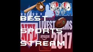 Best sports stream in HD! Get every sports game free in HD