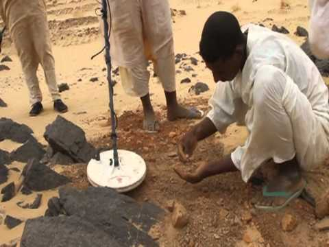 Sudan's desert hiding fortune for gold miners