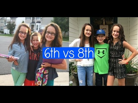6th and 8th graders dating