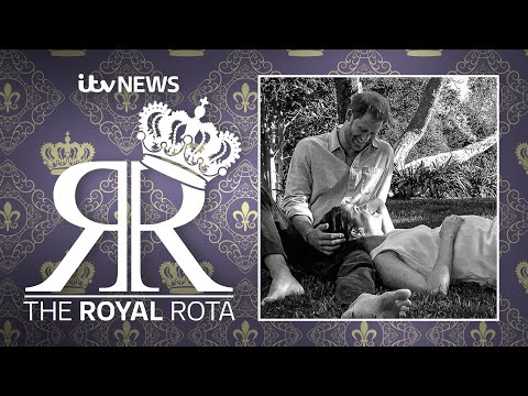 Our royal team on Prince Philip's hospital stay and Harry and Meghan's big news | ITV News