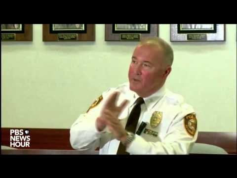 St. Louis County Police Chief talks about Ferguson police sh