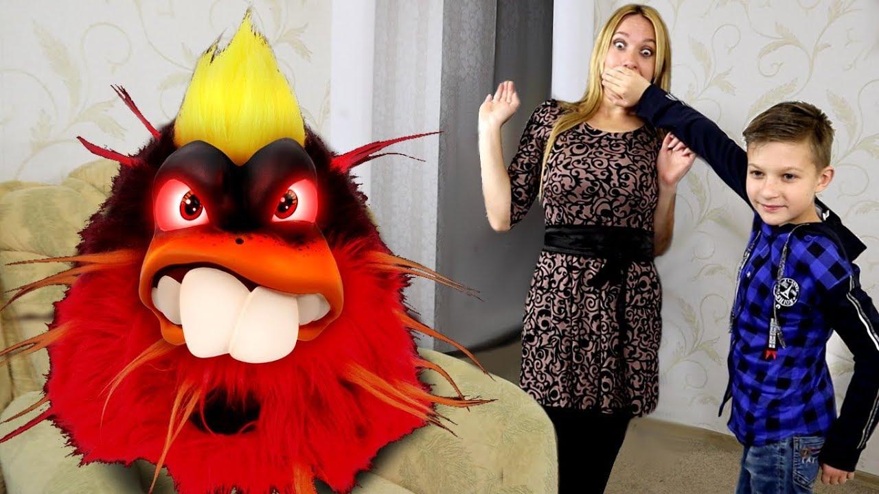 Кто завелся у нас в доме? Крутые Grumblies VS монстрики Crate Creatures Surprise!