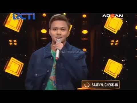 Rizky Febian - Menari ~ Rising star Indonesia 2019 Opening