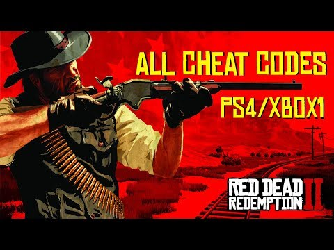 Red Dead Redemption 2 All Cheat Codes That Don T Require