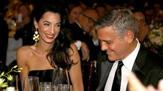 George Clooney Is Arm Candy To The Most Fascinating Person 2014
