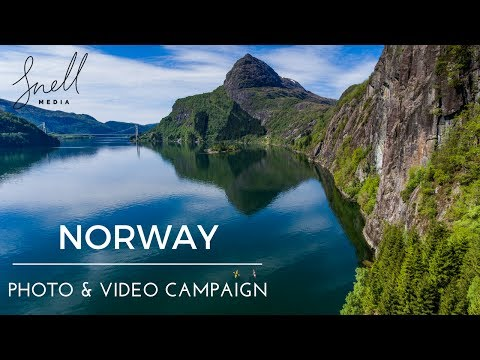 Norway Travel Photography and Videography Vlog