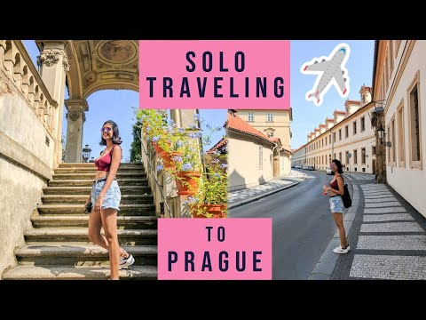 Indian Girl Backpacking in Europe: Prague | Sejal Kumar