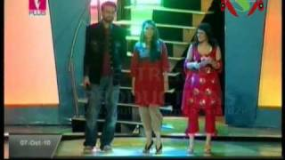 Roop - Mahiya - Pakistan Sangeet Icon Season  1- Episode 1