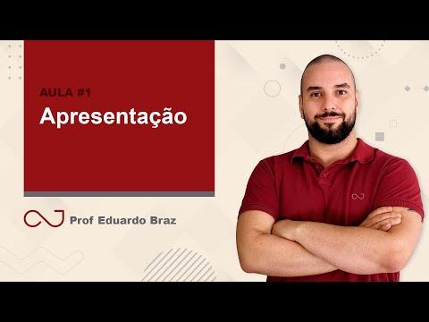 Видео Apresentação projeto de pesquisa