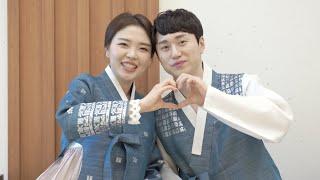 [4K]인천 그랜드웨딩의전당 본식dvd 부모님감사영상 …