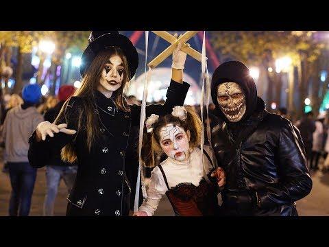 Хеллоуин в парке 2019