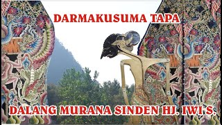 Download Mp3 Darmakusuma Tapa  Dalang Murana  Sinden Hj  Iwi S