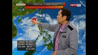 BT: Weather update as of 11:51 a.m. (July 17, 2018)